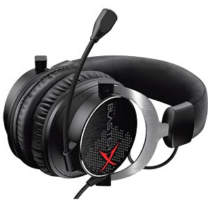 Headset, Klinke, Gaming, Stereo, Sound BlasterX H5, Over-Ear CREATIVE 70GH031000003