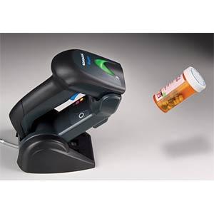 Barcodescanner, 2D, Bluetooth, Gryphon I GBT4430 DATALOGIC GBT4430-BK-BTK1