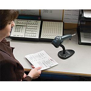 Handscanner, 1D, Laser, RS232/KBW/USB DATALOGIC QD2330-BKK1S