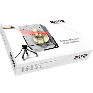 3D laser scanner - starter kit DAVID VISION SYSTEMS STARTER-KIT-2
