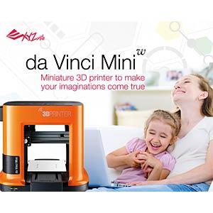 3D Drucker, da Vinci Mini w XYZPRINTING
