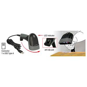 Barcodescanner, Laser, USB DELOCK 90279