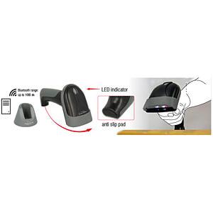 Barcodescanner, Laser, Bluetooth, 1D DELOCK 90280