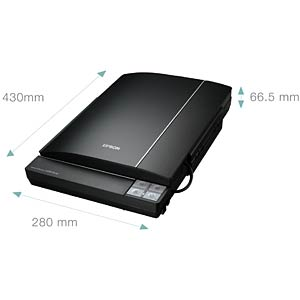 DIN A4 photo and film scanner 4800 x 9600 dpi EPSON B11B207312