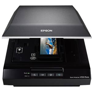 Photo A4 Scanner LED 6400 dpi EPSON B11B210302