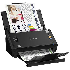 Document scanner DIN A4 with WIFI EPSON B11B221401