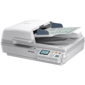 Document scanner DIN A4, duplex/LAN EPSON B11B205231BT