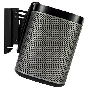 Wall Mount for SONOS PLAY:1 - Black (Pair) FLEXSON FLXP1WB2021