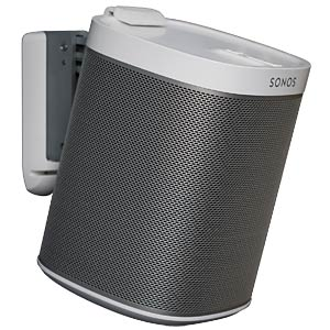 Wall Mount for SONOS PLAY:1 - White (Pair) FLEXSON FLXP1WB2011