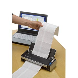 Mobile document scanner with document feeder FUJITSU PA03643-B001