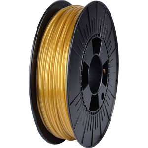 lebensmittelechtes Filament - gold - 2,85 mm INNOFIL3D
