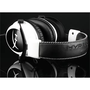 Over ear headset - gaming - white HYPERX KHX-H3CLW