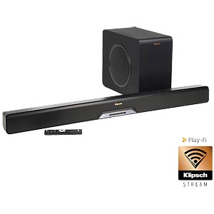 Multiroom, Soundbar, Subwoofer, WLAN/Bluetooth, RSB-14 KLIPSCH 1063121