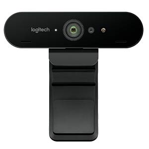 4K Ultra HD webcam with RightLight™ 3 with HDR LOGITECH 960-001106