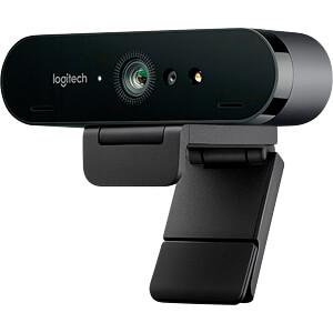 LOGITECH BRIO ST: Logitech BRIO STREAM webcam, 4K Ultra HD at reichelt elektronik