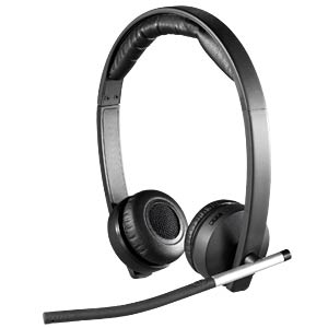 Headset, DECT, Stereo, H820E LOGITECH 981-000517