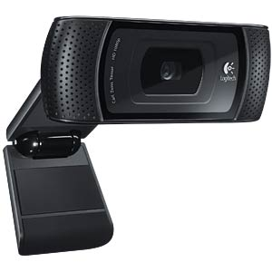 Webcam Logitech B910 HD LOGITECH 960-000684