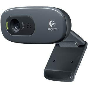 Webcam Logitech C270 HD LOGITECH 960-001063