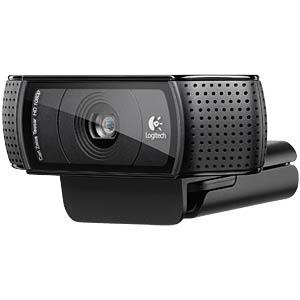 Logitech HD Pro webcam C920 LOGITECH 960-001055