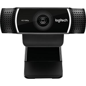 Kamera internetowa Webcam C922 Pro Stream LOGITECH 960-001088