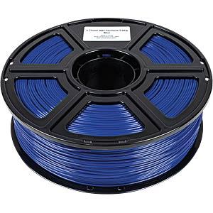 PMMA-1007-003 - ABS-Filament - Budget - Blau - 1,75 mm - 1000 g