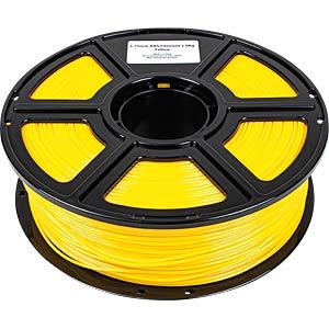 PMMA-1007-006 - ABS-Filament - Budget - Gelb - 1,75 mm - 1000 g