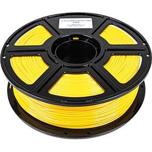 PMMA-1008-006 - PETG-Filament - Budget - Gelb - 1,75 mm - 1000 g