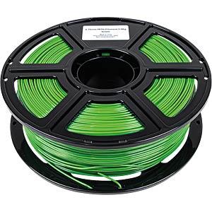 PMMA-1008-005 - PETG-Filament - Budget - Grün - 1,75 mm - 1000 g