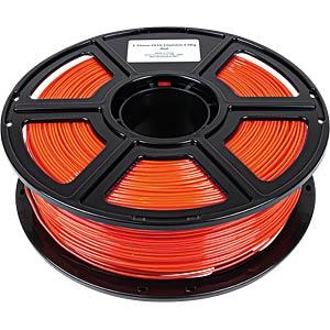 PMMA-1008-004 - PETG-Filament - Budget - Rot - 1,75 mm - 1000 g
