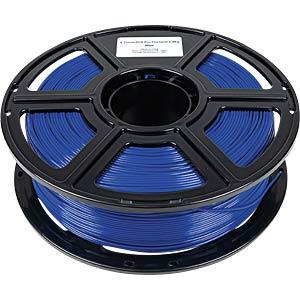PMMA-1006-003 - PLA Pro-Filament - Budget - Blau - 1,75 mm - 1000 g