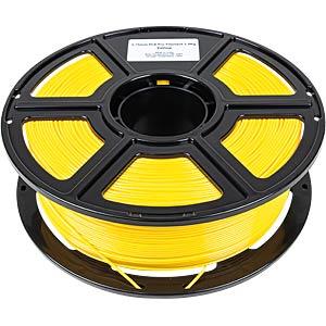 PMMA-1006-006 - PLA Pro-Filament - Budget - Gelb - 1,75 mm - 1000 g