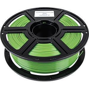 PMMA-1006-005 - PLA Pro-Filament - Budget - Grün - 1,75 mm - 1000 g