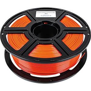 PMMA-1006-004 - PLA Pro-Filament - Budget - Rot - 1,75 mm - 1000 g