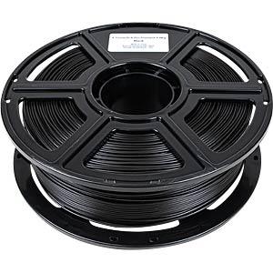 PMMA-1006-007 - PLA Pro-Filament - Budget - Schwarz - 2,85 mm - 1000 g