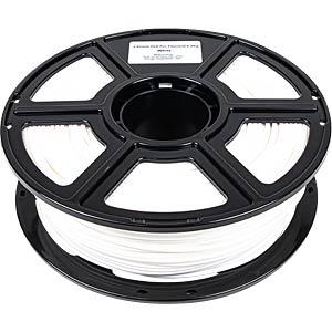 PMMA-1006-008 - PLA Pro-Filament - Budget - Weiß - 2,85 mm - 1000 g