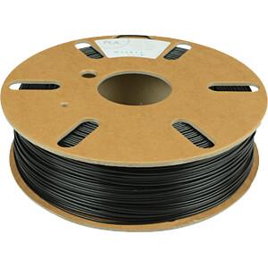 PMMA-1000-001 - PLA-Filament - Schwarz - 1,75 mm - 750 g