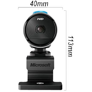 Webcam LifeCam Studio for Business MICROSOFT 5WH-00002