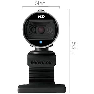 Microsoft LifeCam Cinema for Business MICROSOFT 6CH-00002