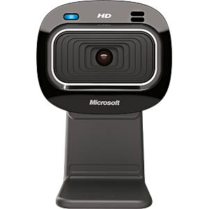 Webcam Microsoft LifeCam HD-3000 for Business MICROSOFT T4H-00004