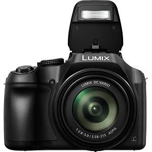 Bridgekamera/digitale Systemkamera LUMIX FZ82 PANASONIC DC-FZ82EG-K