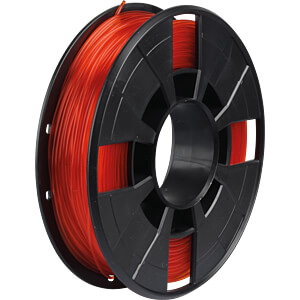 PLA Filament - orange/transparent - 1,75 mm - 220 g MAKERBOT MP06051