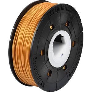 PLA Filament - gold - 600 g - da Vinci Junior XYZPRINTING RFPLCXEU0FE