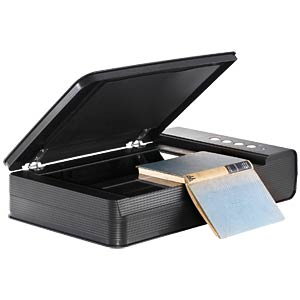 Plustek OpticBook 4800 — book scanner PLUSTEK 0202