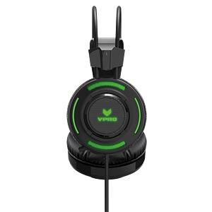 Headset, Klinke, Gaming, Stereo, VH200 RAPOO 16653
