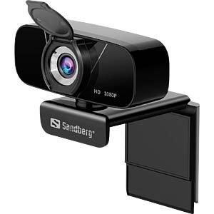 Webcam USB Webcam Chat 1080p Full HD SANDBERG 134-15