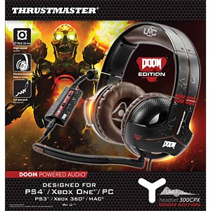 Gaming Headset THRUSTMASTER 4060082