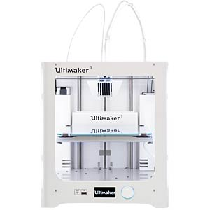 Ultimaker 3D Drucker - Fertiggerät - Dual Extrusion ULTIMAKER