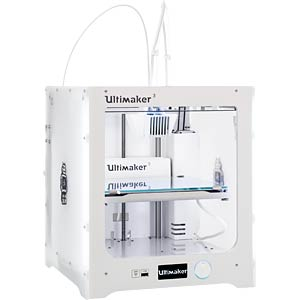 Ultimaker 3D Drucker - Dual Extrusion ULTIMAKER