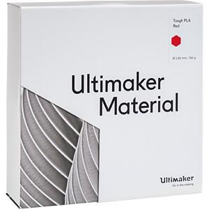 Tough PLA - M0777 - rot - 750 g ULTIMAKER