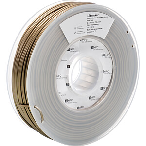ABS Filament - M2560 gold - 750 g ULTIMAKER